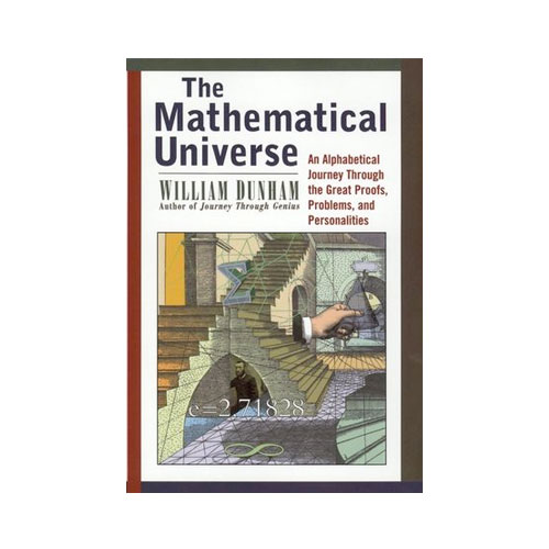 The Mathematical Universe: An Alphabetical Journey