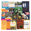 Math and Nonfiction Book Set: Grades 6-8