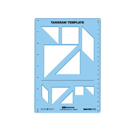 Tangrams Template (Manip-U-View) - Set of 30