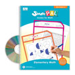 SmartPAL® Guides Reproducible Worksheets for Math: Grades 3-5  (with CD-ROM)