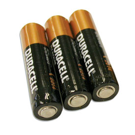 Duracell AAA Batteries - 120 Pack