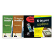 TI-Nspire™ Workbook Package - Set of 3