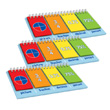 Fractions and Equivalency Flip Chart: Student - Set of 10
