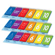 GeoModel® 3D Shapes Flip Chart: Student - Set of 10