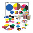 Deluxe Fraction Circles Kit: Blank
