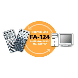 FA-124 USB Program Link and Software