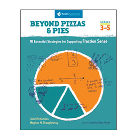 Beyond Pizzas and Pies: 10 Essential Strategies for Supporting Fraction Sense