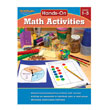 Hands-On Math Activities Grades 1-3