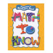 Math To Know: Teacher Resource Book