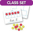 Magnetic Ten Frame & Part-Part-Whole Classroom Set