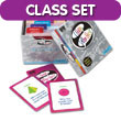 I Have, Who Has? Math Classroom Set: Grades 5-6: Set of 7