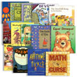 Math and Literature: Multiplication and Division Set