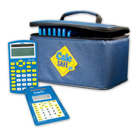EAI-230 CalcSAFE® Jr. Calculator Classroom Pack