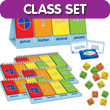 Fraction and Equivalency Flip Chart Classroom Set