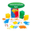 Base Ten Intermediate Set: Differentiated in Tub