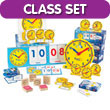 Geared for Time® Deluxe Classroom Kit