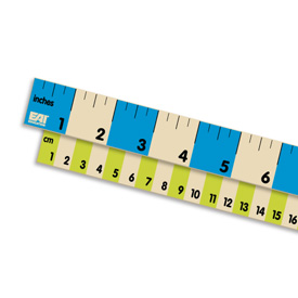 "My First Ruler 12"" - Set of 10"