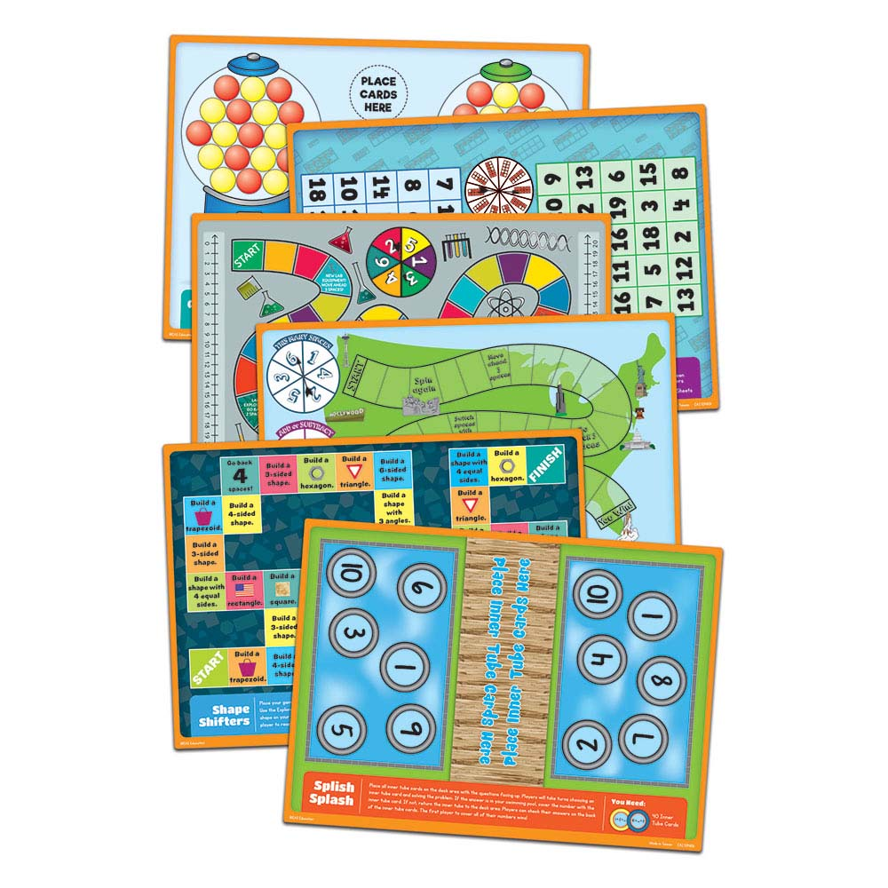 Toys For Grade 1 : Math standards game packs grade games puzzles and