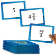 Fraction and Decimal Line-Up Cards: Grades 4+