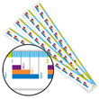 Fraction Ruler - Set of 10