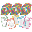 SmartPAL® Sleeves: Fluorescent - Set of 100