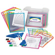 SmartPAL® Dry-Erase Sleeves Classroom Kit: Fluorescent