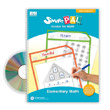 SmartPAL® Guides Reproducible Worksheets for Math: K-2 (with CD-ROM)