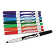 EAI® Education Dry-Erase Markers: Fine-Tip - Assorted Colors - Set of 8