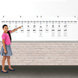 EAI® Classroom Open Number Line Base Kit