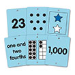 EAI® Classroom Open Number Line Cards: Grades K-2