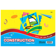 "Construction Paper - 18"" x 12"", Asst Colors: 16 Sheets"