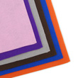 "Felt - 9 x 12""  Assorted Colors: 12 Sheets"