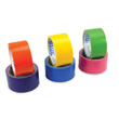 Duct Tape: Assorted Colors - 6 Rolls