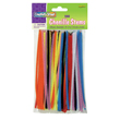 "Chenille Stems - 6"" Multi-Color: Pack of 100"