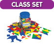 Tangrams Classroom Kit - Set of 150