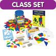 Tangrams Classroom Kit - Set of 30