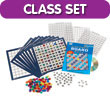 Hundred Number Boards Class Kit