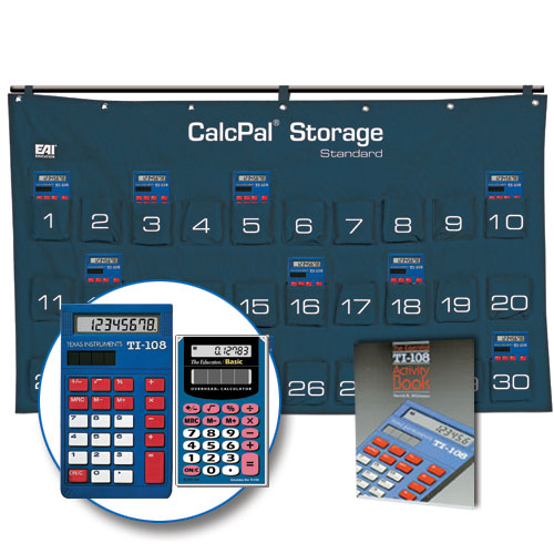Calcpal Storage Calculator Package Texas Instruments Ti