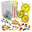 Overhead Math Kit - Kindergarten
