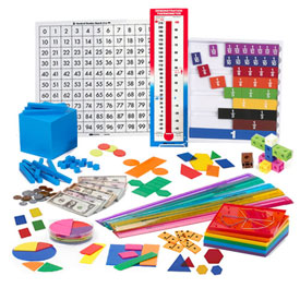 Overhead Math Kit - Grade 5