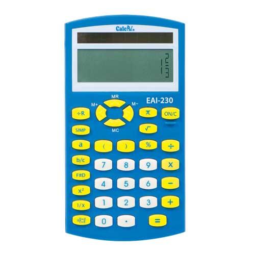 CalcPal® EAI-230 Fraction Calculator - Calculators   EAI