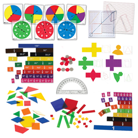 Overhead Math Kit - Grade 6