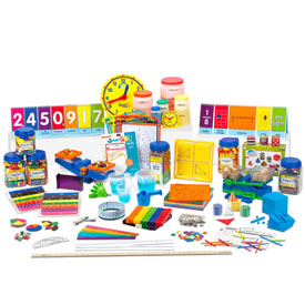 Math Standards Kit: Grade 4