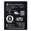 Texas Instruments® TI Rechargeable Battery (without wire)