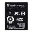 Texas Instruments® TI Rechargeable Battery w/Adapter (without wire)