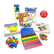 Guided Math Workstations Manipulative Kit: Grades 6-8