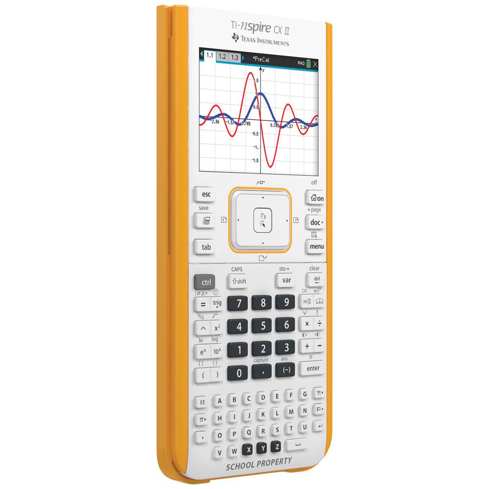 Texas Instruments® TI-Nspire™ CX II EZ Spot Teacher Pack (10