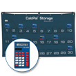 CalcPal® Storage Calculator Package: Texas Instruments® TI-108 Basic Calculator
