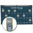 CalcPal® Storage Calculator Package: Texas Instruments® TI-30XS MultiView Scientific Calculator