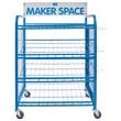 EAI® Education STEM Makerspace Cart